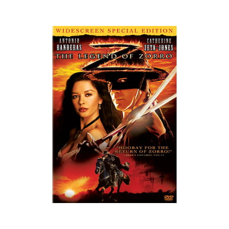 The Legend of Zorro (DVD)](Zorro Outfits)