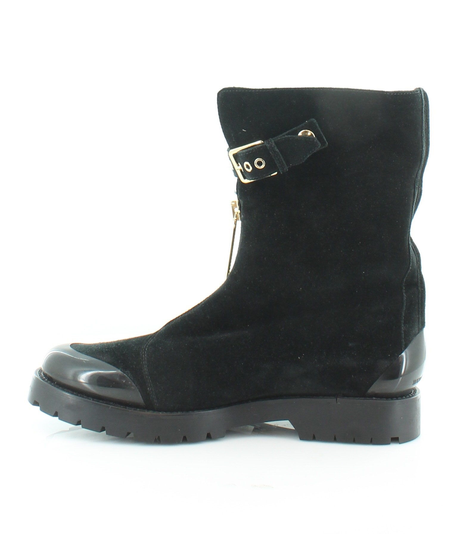 Burberry Quinsley Women's Boots Black Size 8.5 M
