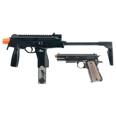Umarex COMBAT ZONE ACTION KIT-BLACK..MAG 9 & STRYKER (We Airsoft Mag)
