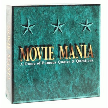 movie mania (a game of famous quotes & questions) (Best Questions For 20 Questions Game)