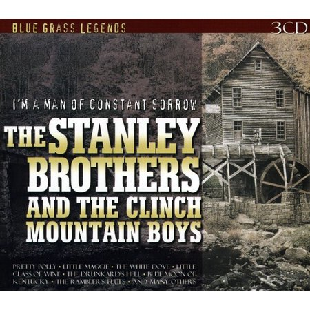 I'm a Man of Constant Sorrow (CD) (Soggy Bottom Boys Man Of Constant Sorrow)