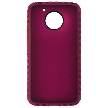 pretty nice c971c 3c00f Incipio Octane Series Hybrid Hard Case for Motorola Moto E4 Plus - Plum  Purple (Refurbished)