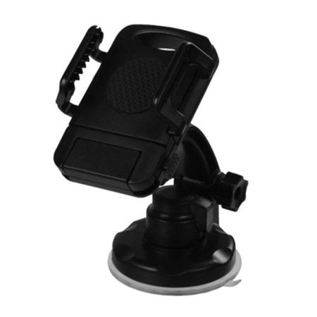 Insten 360 Rotating Smart Phone GPS Universal Car Mount Holder Bracket Universal Fit Android Samsung S8 S7 S6 Edge S5 Note 5/LG G6 G5 G Stylo 3 2 Aristo K7/iPhone XS X 8 7 6 6+ 6S Plus