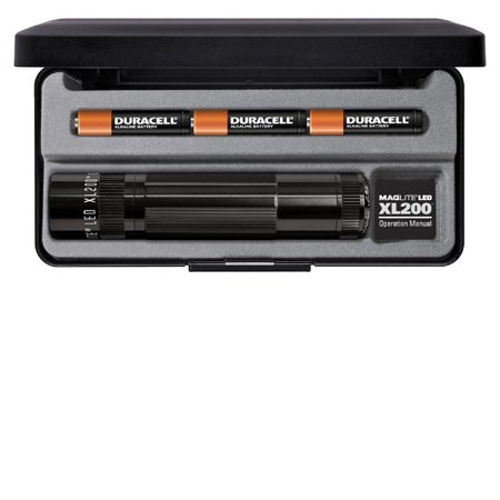 Maglite XL200 3-Cell AAA LED Presentation Box