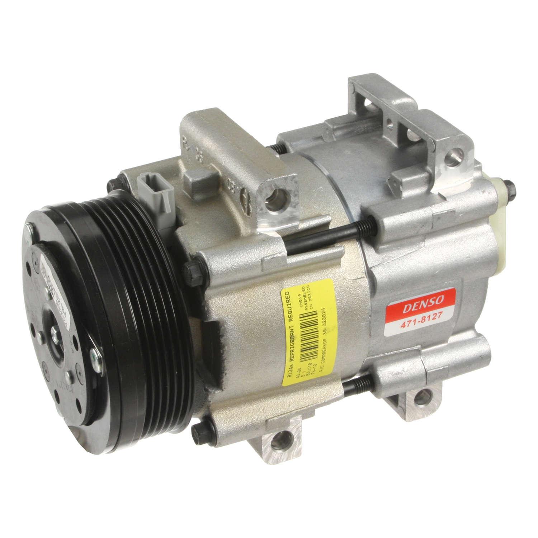 New Compressor And Clutch 471-8127 DENSO