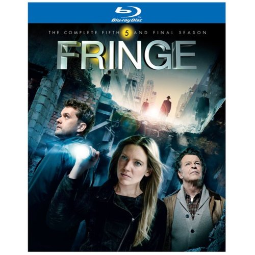 Fringe: The Complete Fifth And Final Season (Blu-ray) (Widescreen)