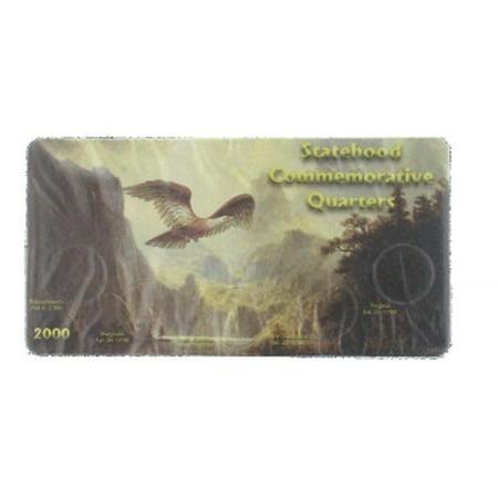 2000 Statehood Commemorative Quarters Specialty Set (Ramrod 2000 Holder)