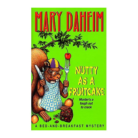 Nutty As a Fruitcake - eBook