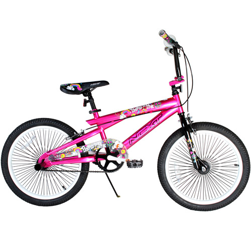 20 quot pretty n pink girls bike walmart com