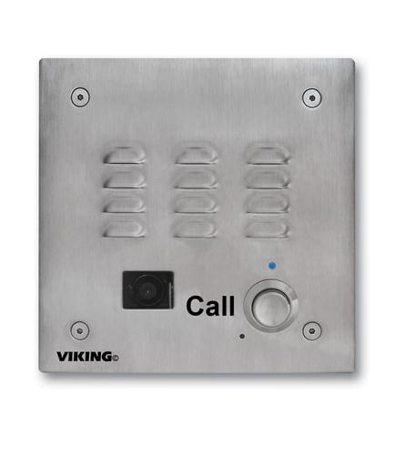 Viking E-35-IP Handsfree Speakerphone Stainless Steel