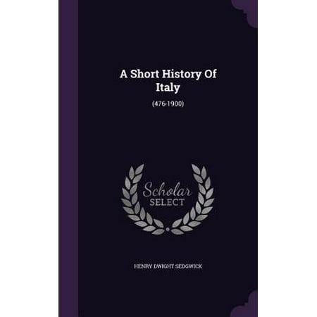 Italian Short - A Short History of Italy (Hardcover)