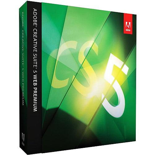 Adobe Creative Suite 5 Web Premium for Mac