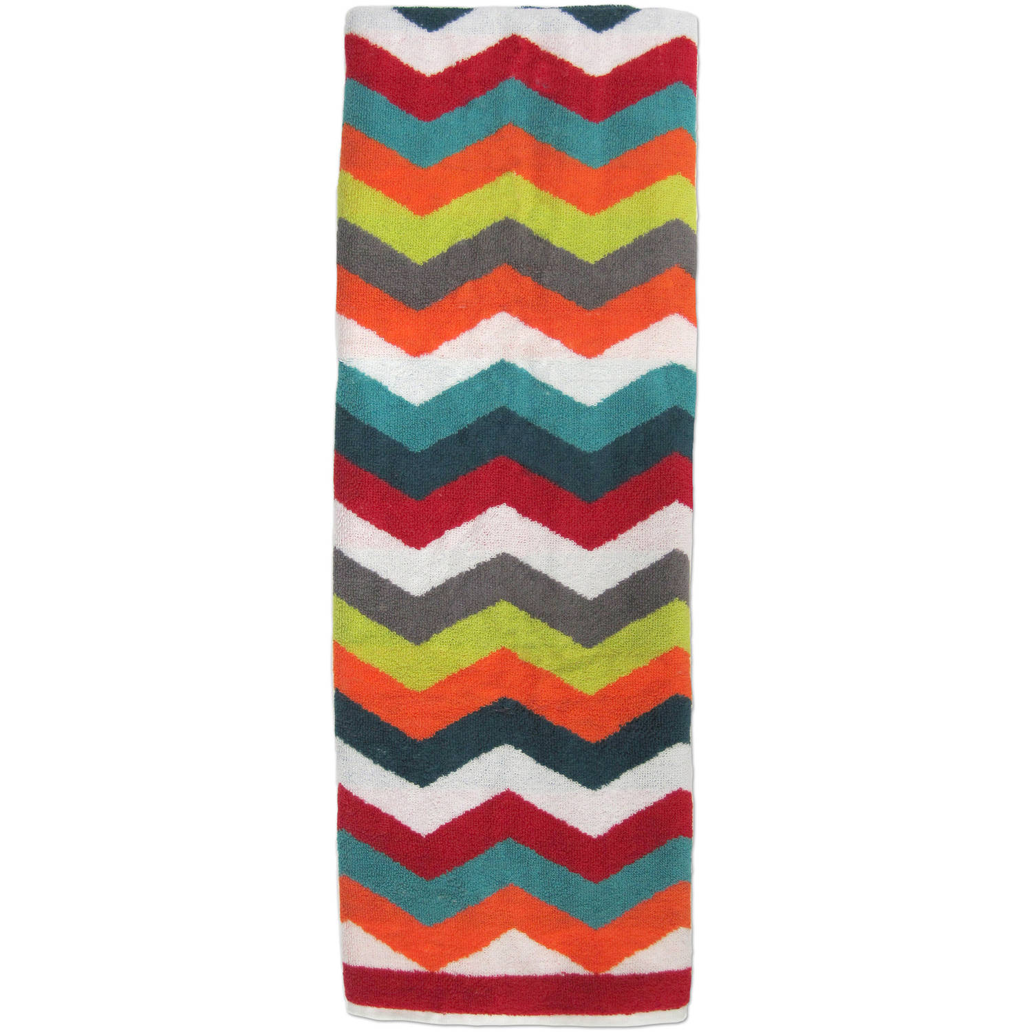 Mainstays Multi Chevron Bath Towel Collection