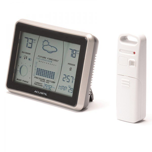 Acu-Rite 6 inch Digital Weather Station with Forecast