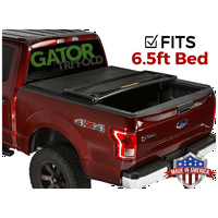 600d5ca1364 Product Image Gator ETX Tri-Fold (fits) 2015-2019 Ford F150 6.5 FT Bed