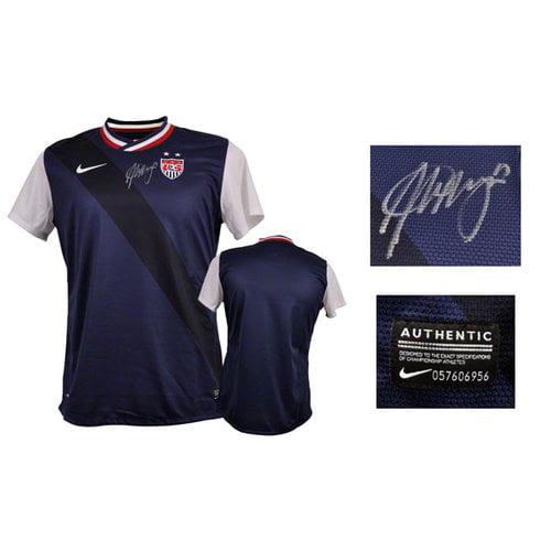 Alex Morgan Autographed Jersey | Details: U.S. Women's Soccer, Nike