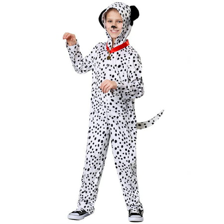 Child Delightful Dalmatian Costume - Kids Dalmatian Costume