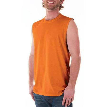 Gildan Mens Classic Sleeveless T-shirt