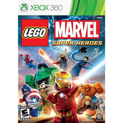 Lego: Marvel (Xbox 360) Warner Bros., 883929319701