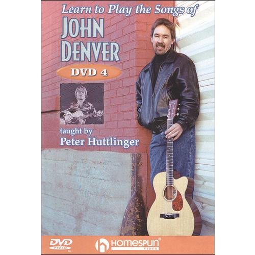 Pete Huttlinger: Learn To Play The Songs Of John Denver, Vol. 4