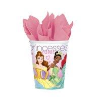 """Disney's Princesses """"Princesses Rule"""" Paper Party Cups, 8 Count"""
