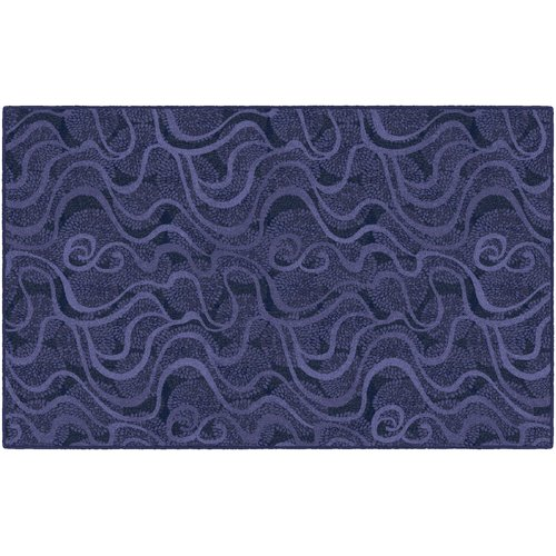 Walmart Purple Rug: Latitude Run Decimus Purple Area Rug