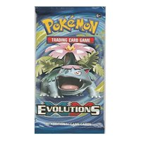 Pokemon XY Evolutions Trading Card Game Booster Pack