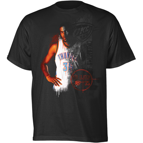 Big Men's NBA Thunder Durant Graphic tee