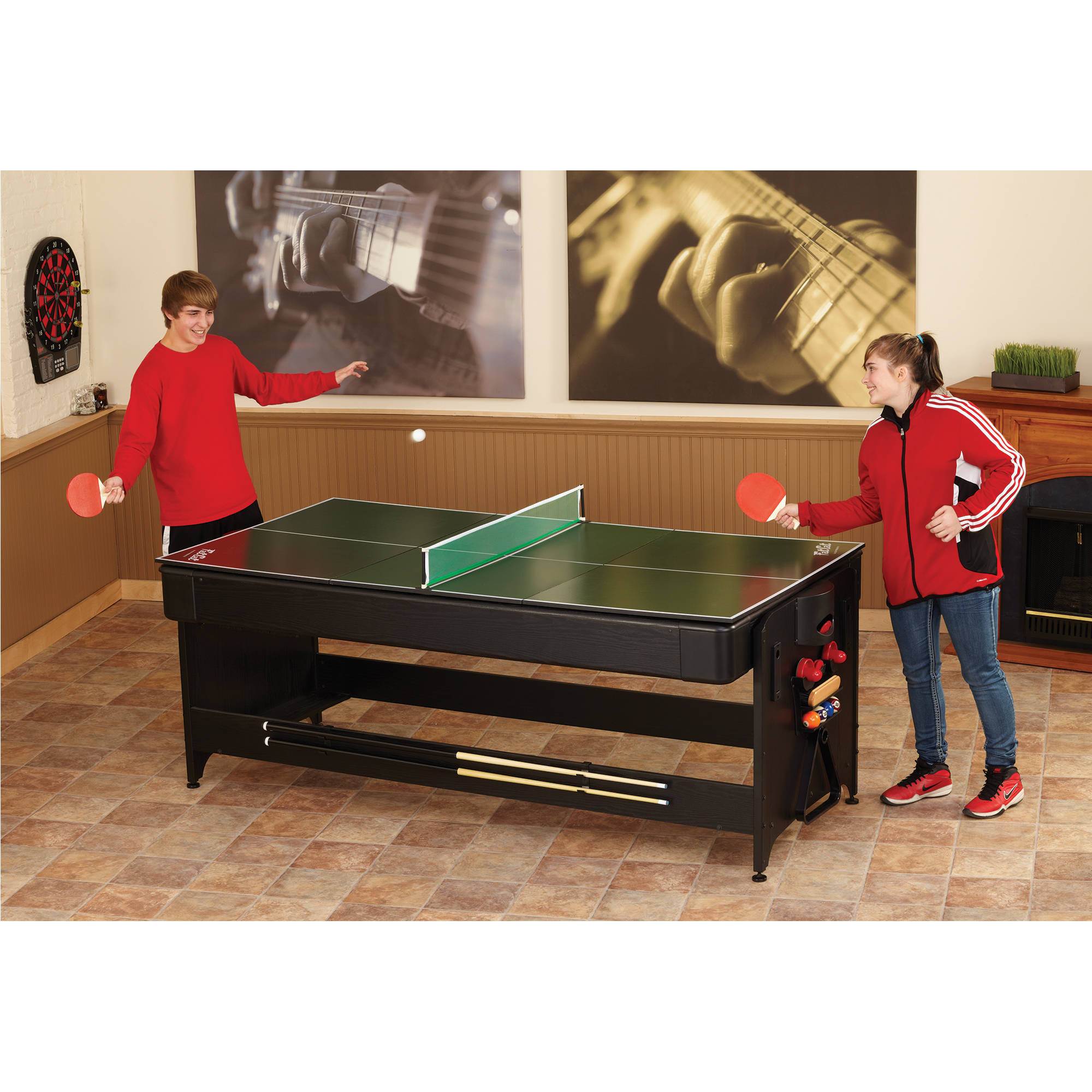 Inch In Game Table Images Products Md Sports Your - 7 inch pool table
