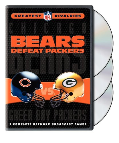 NFL's Greatest Rivalries: Chicago Vs. Green Bay