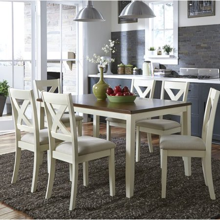 Red Barrel Studio Stingley 7 Piece Breakfast Nook Dining Set