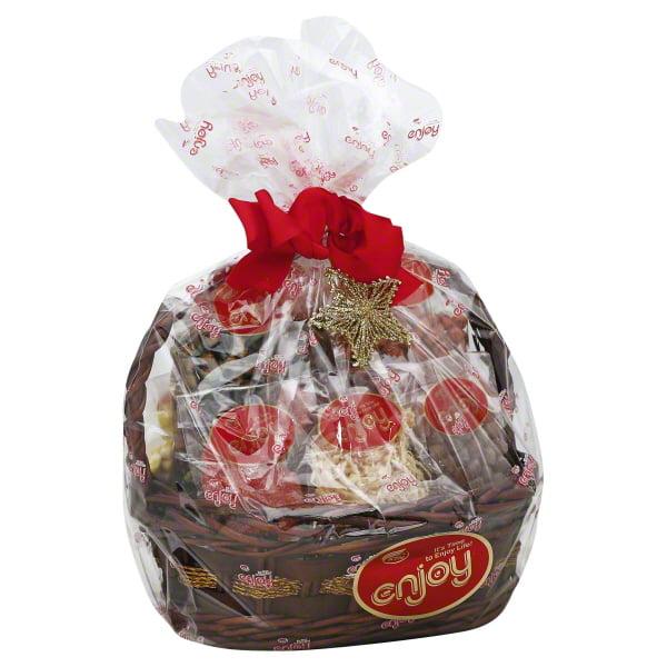 Enjoy Holiday Gift Basket, 26 Oz.