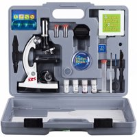 Deals on Amscope-Kids M30-ABS-KT2-W Beginner Microscope Kit