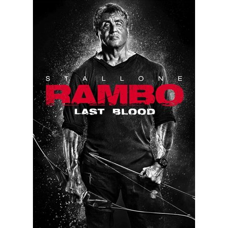 Rambo: Last Blood (Blu-ray + DVD + Digital Copy)