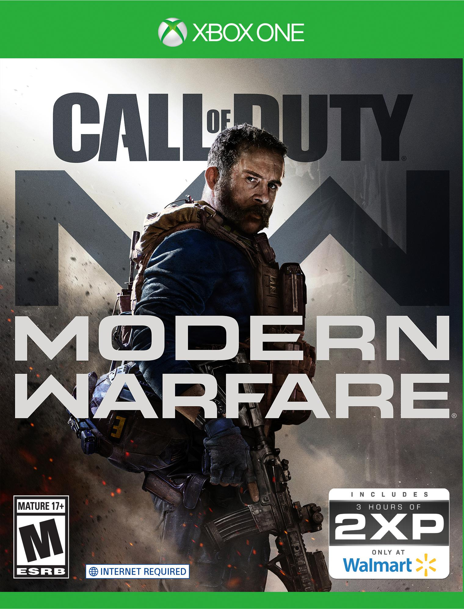 Call Of Duty Modern Warfare Xbox One Get 3 Hours Of 2xp With