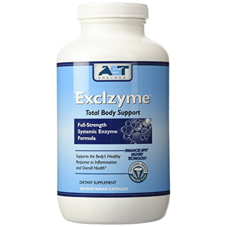 AST Enzymes Exclzyme (450 Capsules)