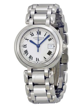 Longines PrimaLuna Stainless Steel LadiesWatch L81124716