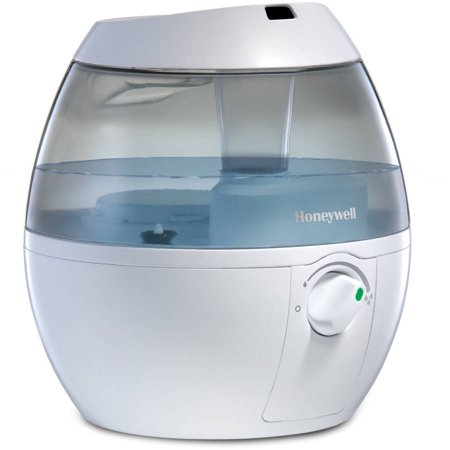 honeywell mistmate ultrasonic humidifier hul520w white walmart com