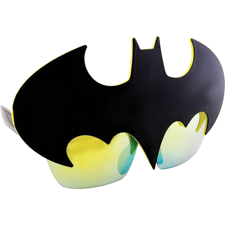 Batman Sunstache Glasses Adult Halloween Accessory