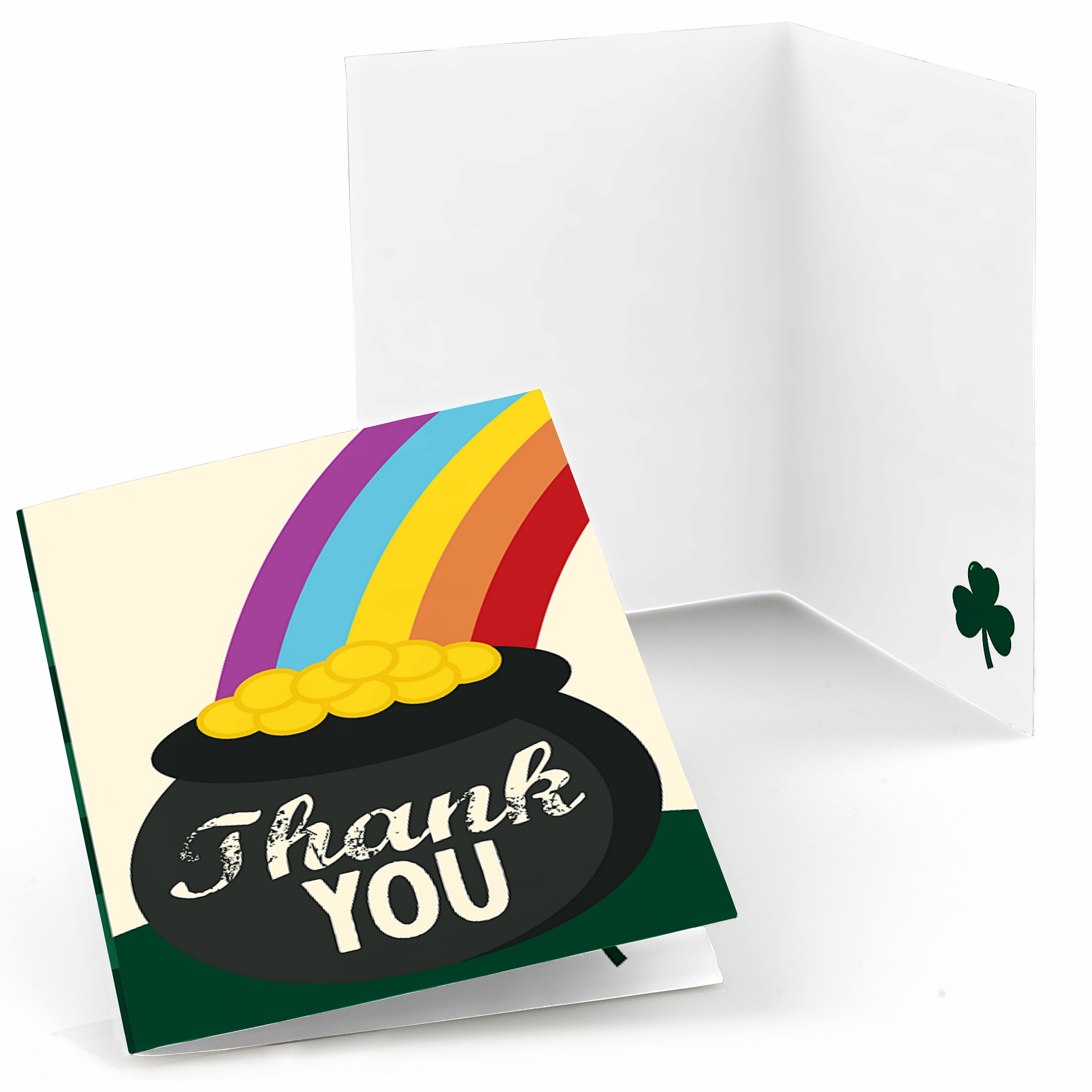 St. Patrick's Day - Saint Patty's Day Party Thank You Cards (8 count)