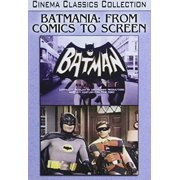 Batmania: From Comics to Screen by