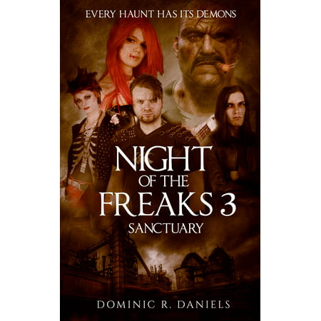 Night of the Freaks 3: Sanctuary - eBook - Night Freak