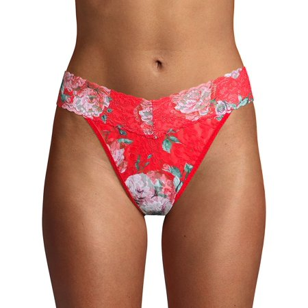 Holiday Blossom Thong