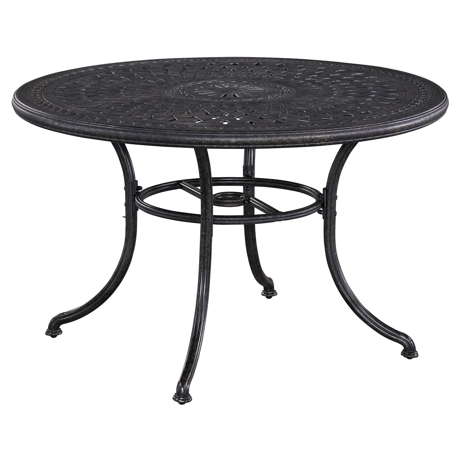 "Home Styles Athens 48"" Outdoor Round Dining Table"