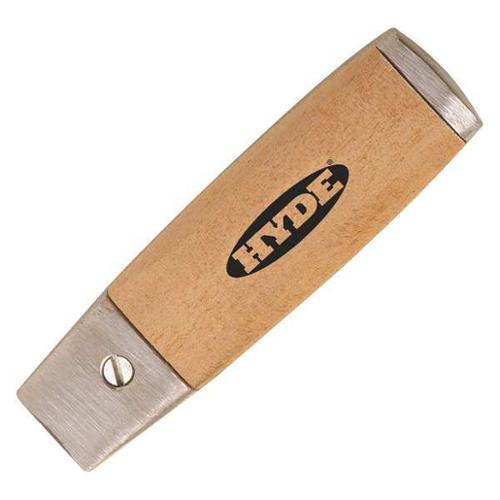 "Hyde 4-1/2""L, 4-3/8"", Blade Handle, Natural, 63080"