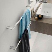 WS Bath Collections Mito Wall Mounted Towel Bar