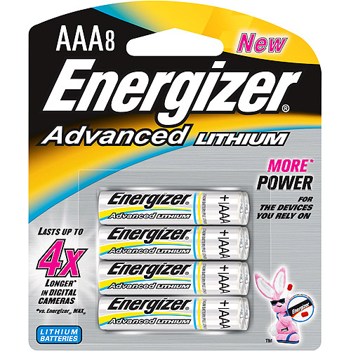 Energizer Lithium AA Battery