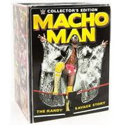 WWE: Macho Man - The Randy Savage Story / Macho Madness