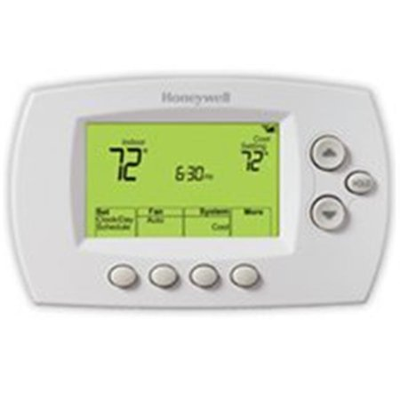 RTH6580WF1001-W Wifi 7 Day Programmable (Wi Fi 7 Day Programmable Thermostat Rth6580wf)