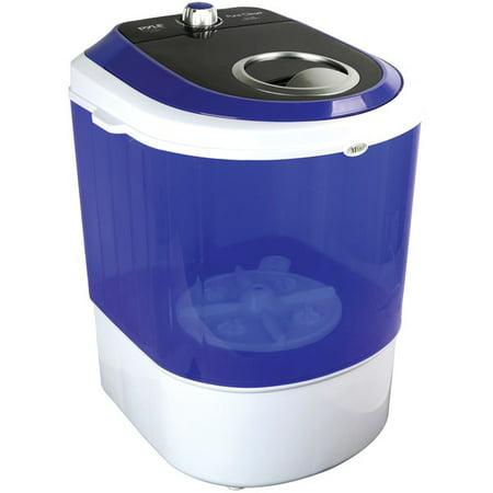 Pyle Compact & Portable Washing Machine - Mini Laundry Clothes Washer